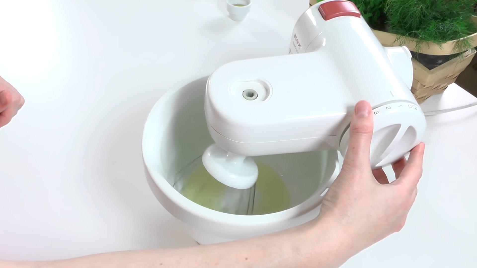 Рецепт - Белковый крем на желатине - шаг 3