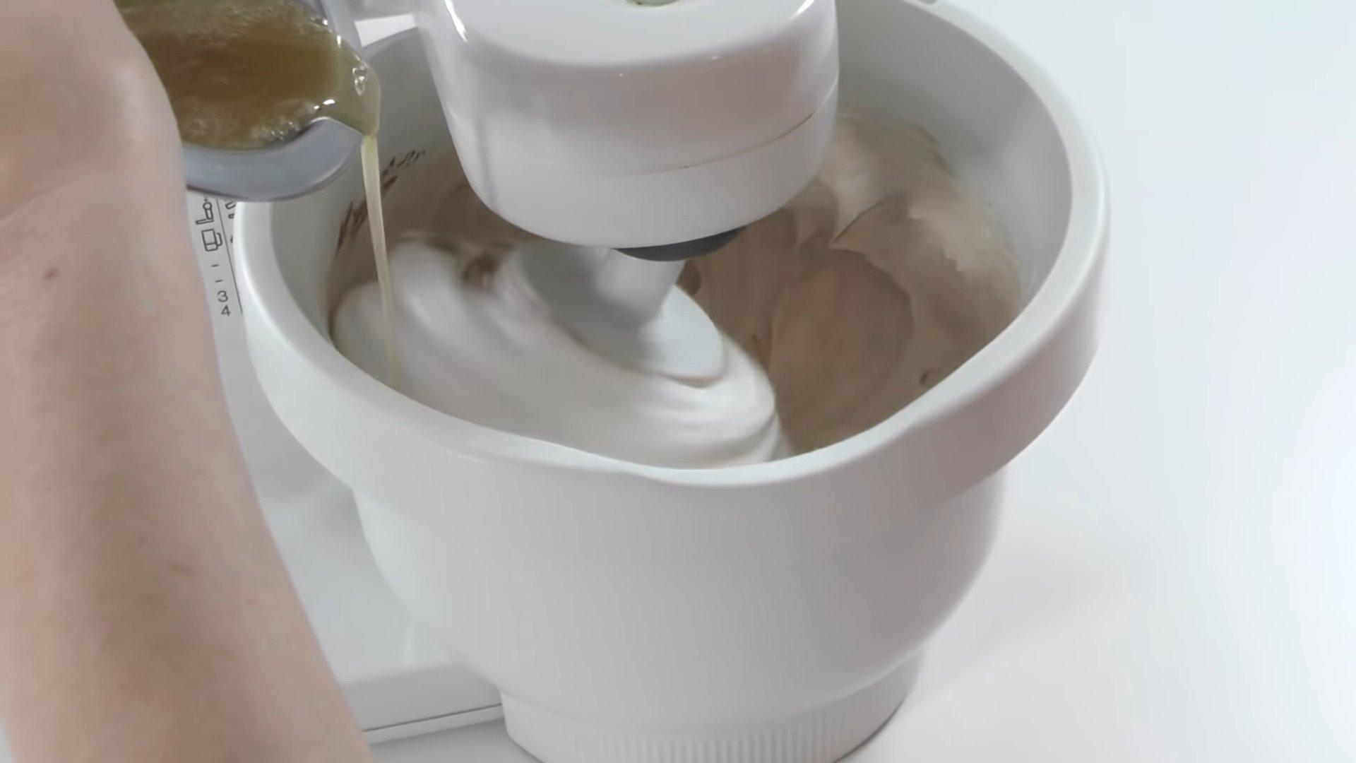 Рецепт - Белковый крем на желатине - шаг 6