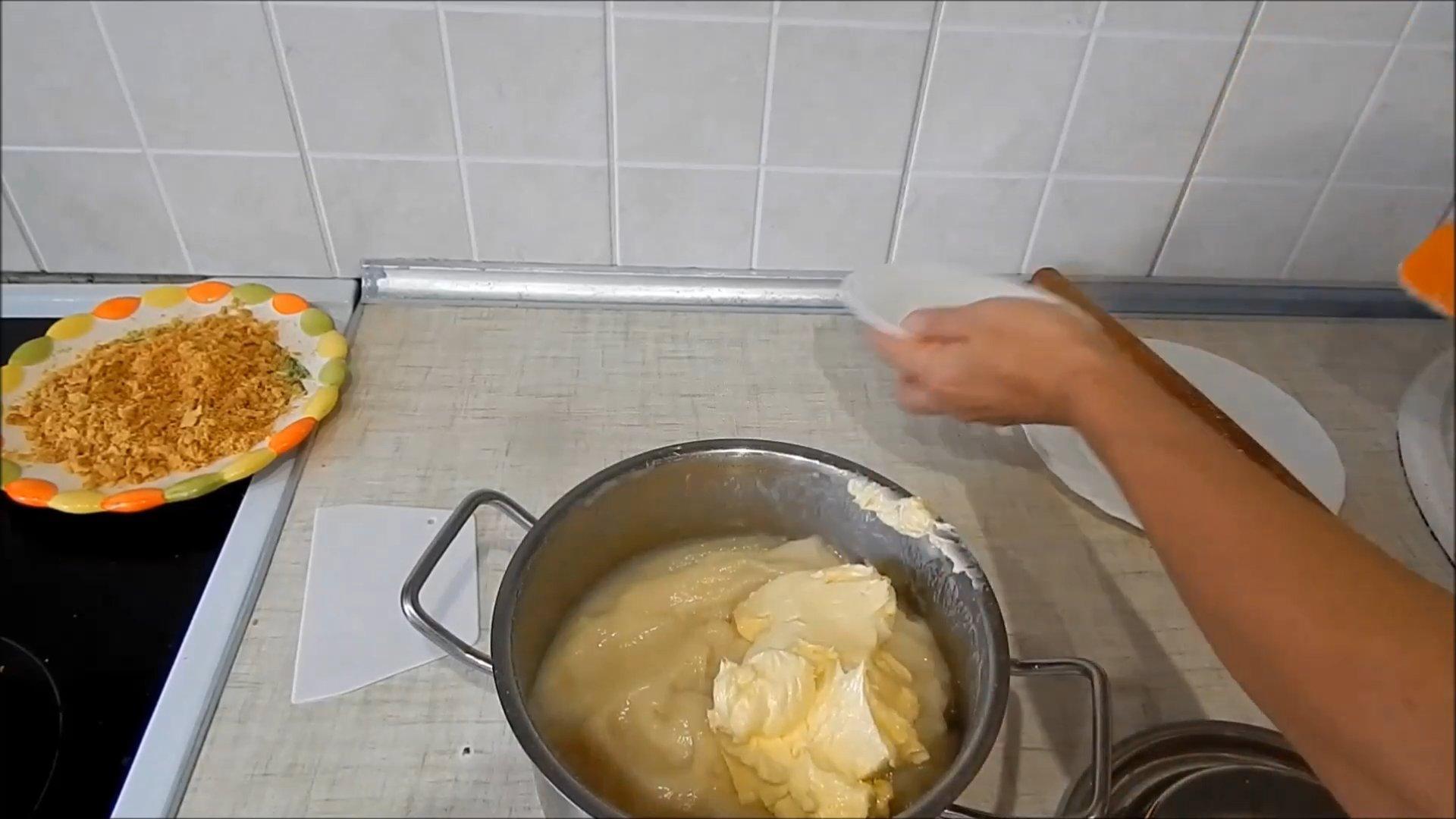 Рецепт - Заварной крем без яиц - шаг 7