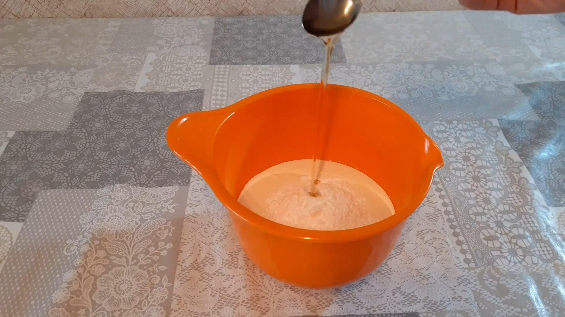 Рецепт - Сливочно-сметанный крем - шаг 4