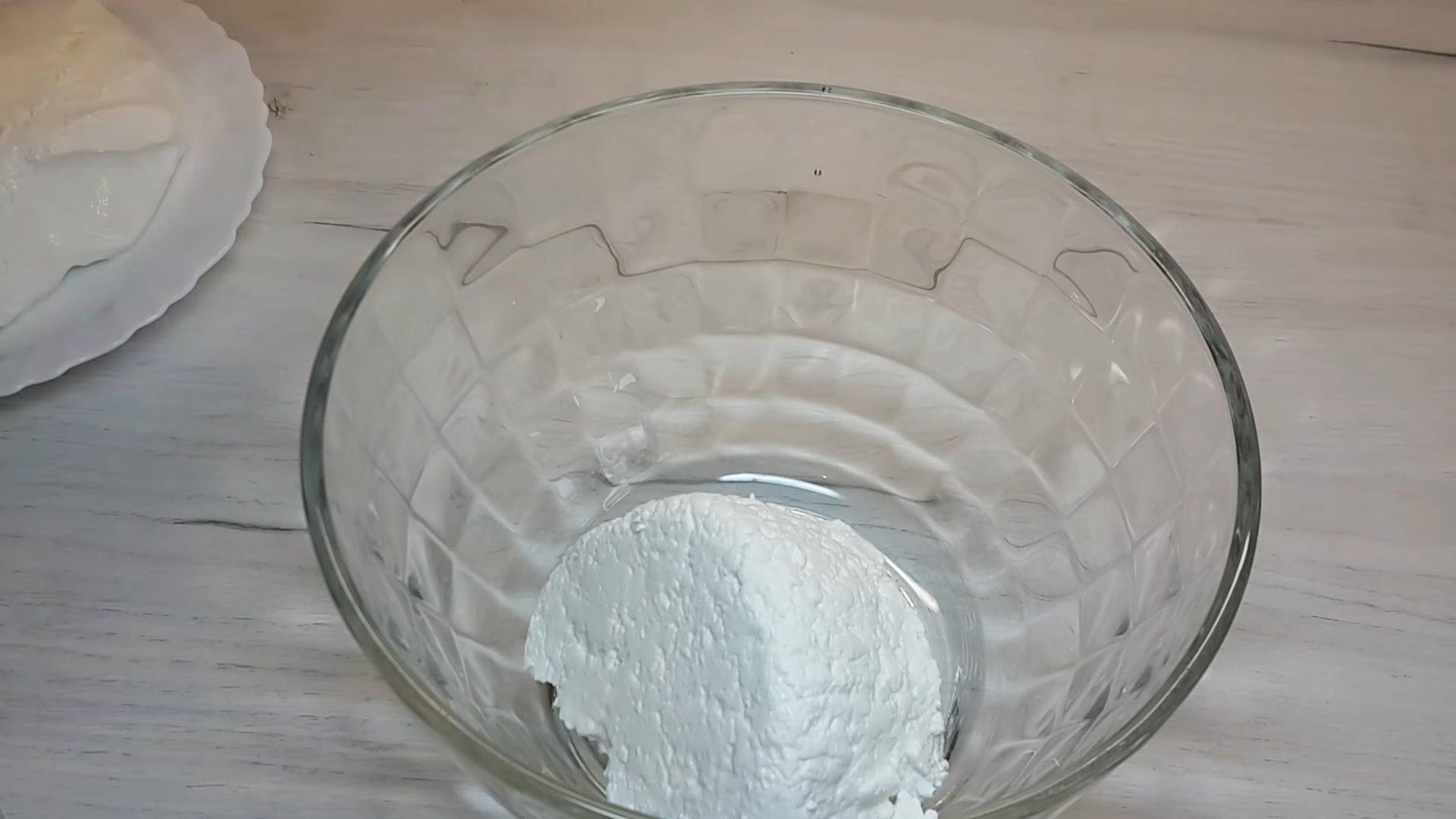 Рецепт - Творожно-сметанный крем для бисквитного торта - шаг 2