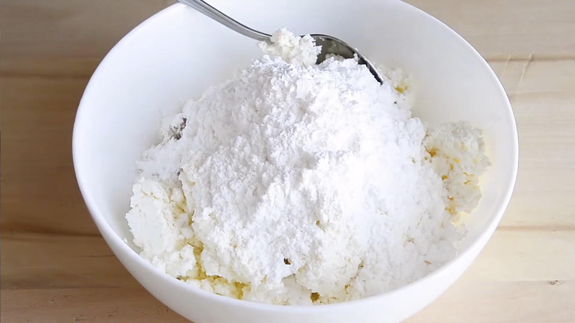 Рецепт - Творожный крем для эклеров - шаг 2