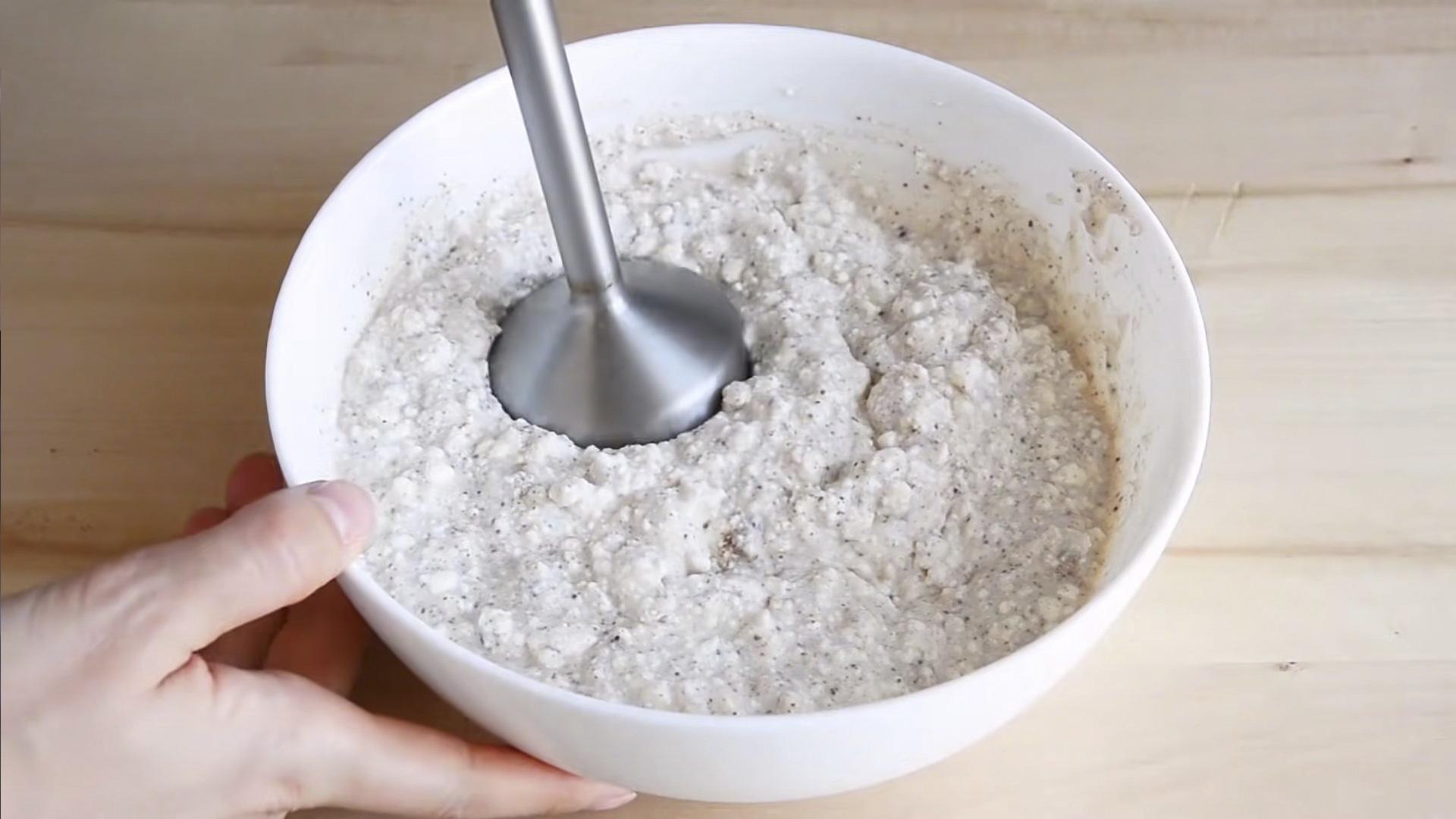 Рецепт - Творожный крем для эклеров - шаг 5-1