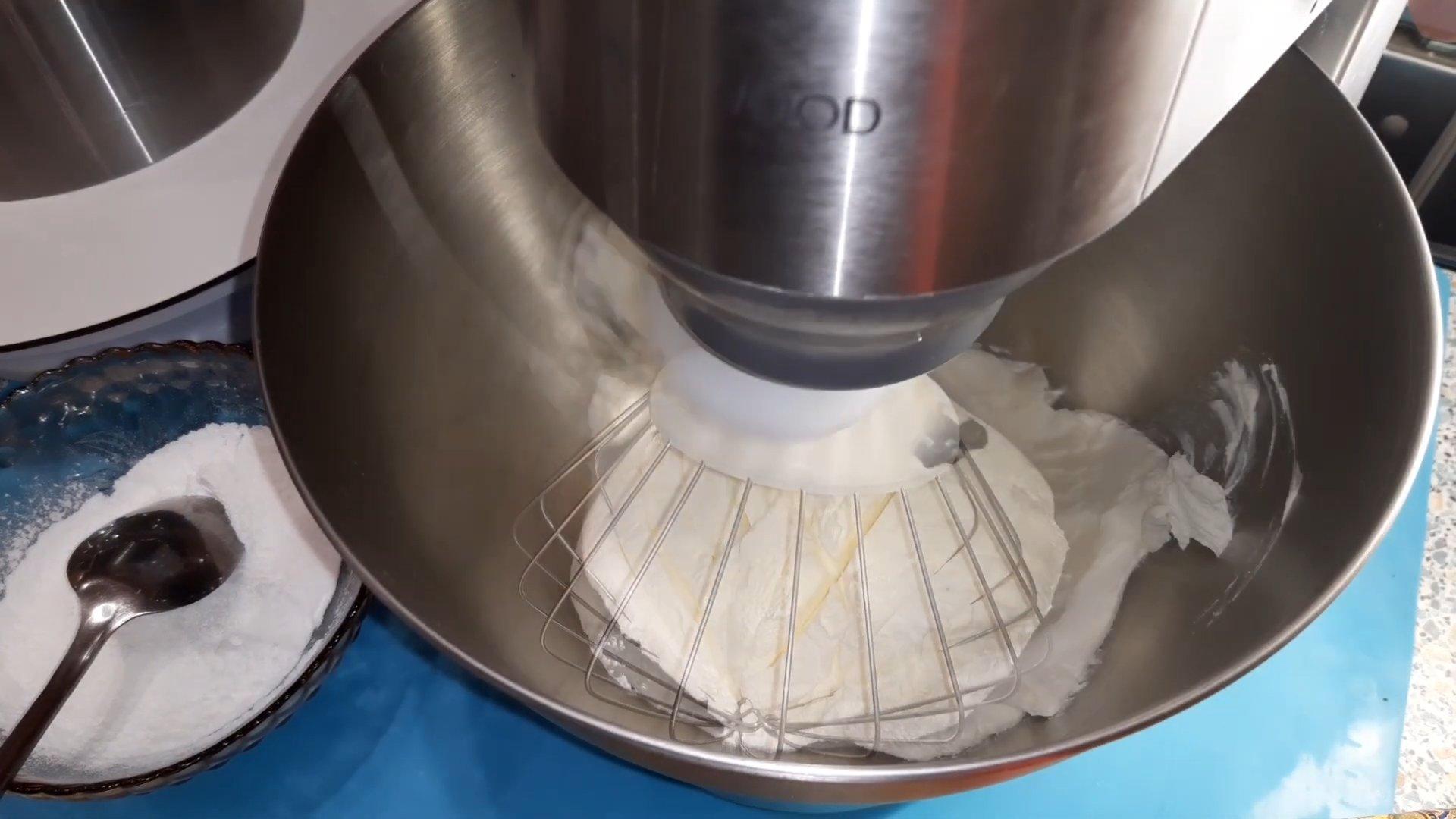 Рецепт - Сметанный крем с желатином - шаг 5.1