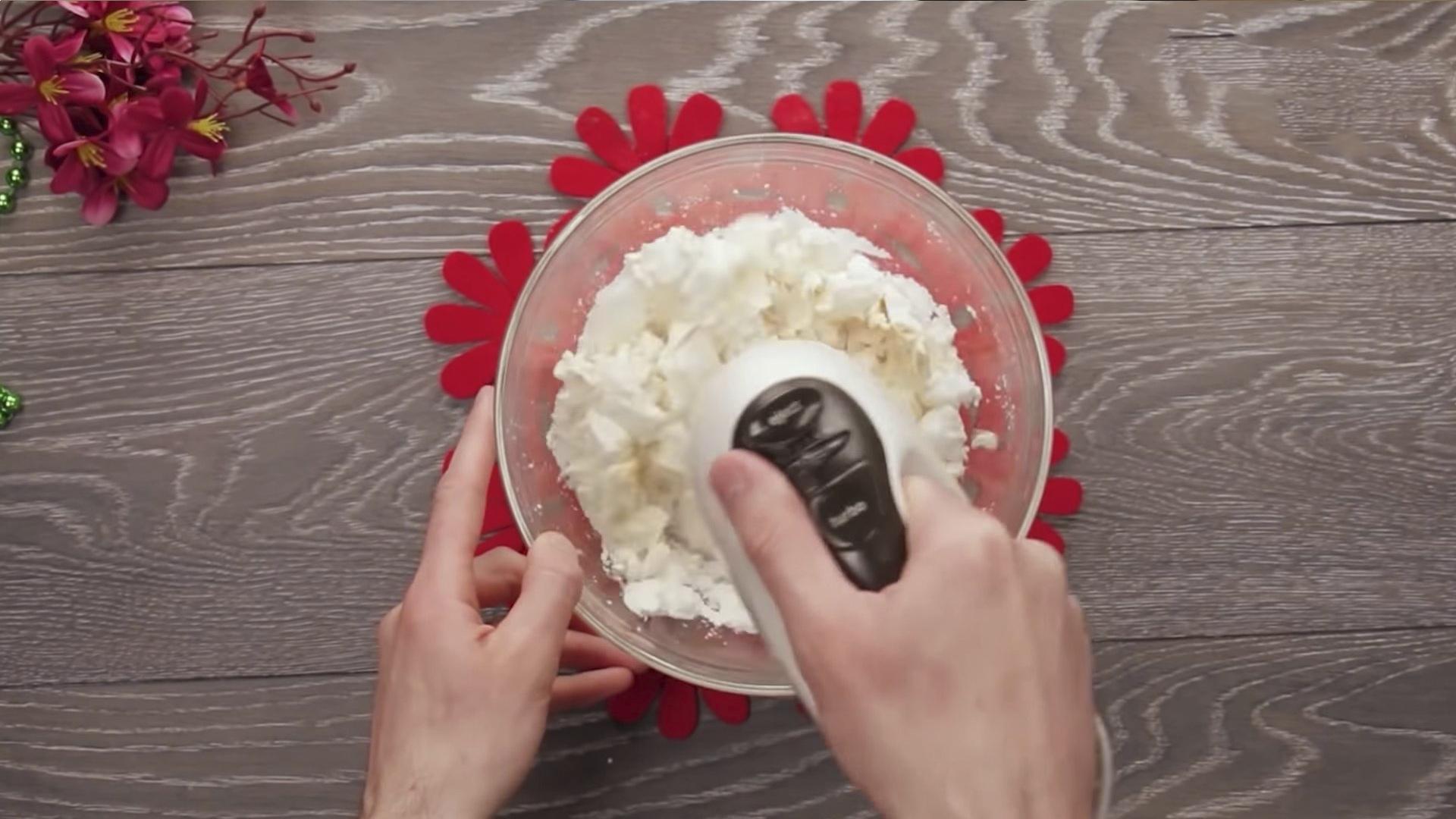 Рецепт - Плотный крем из маскарпоне — шаг 3