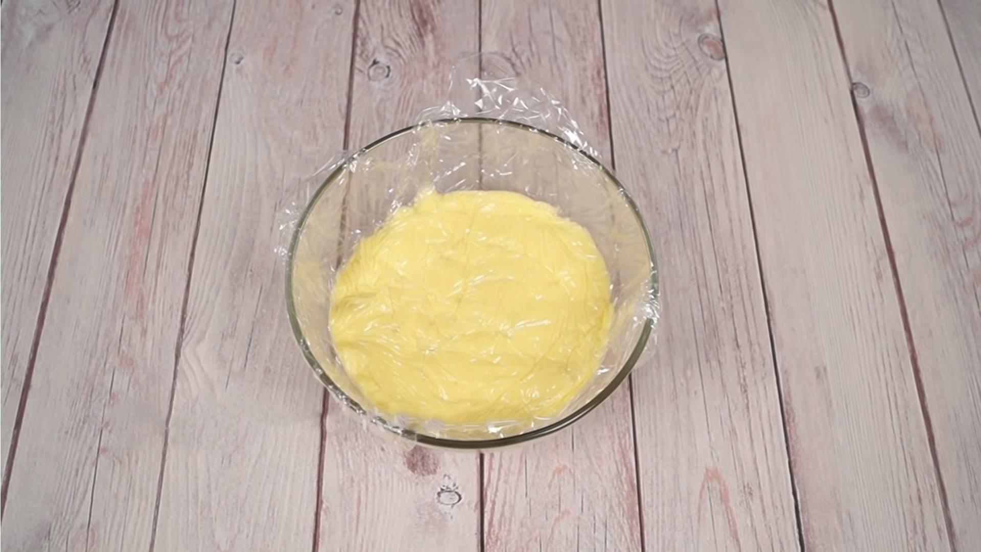 Рецепт - Заварной крем с крахмалом - шаг 10-2