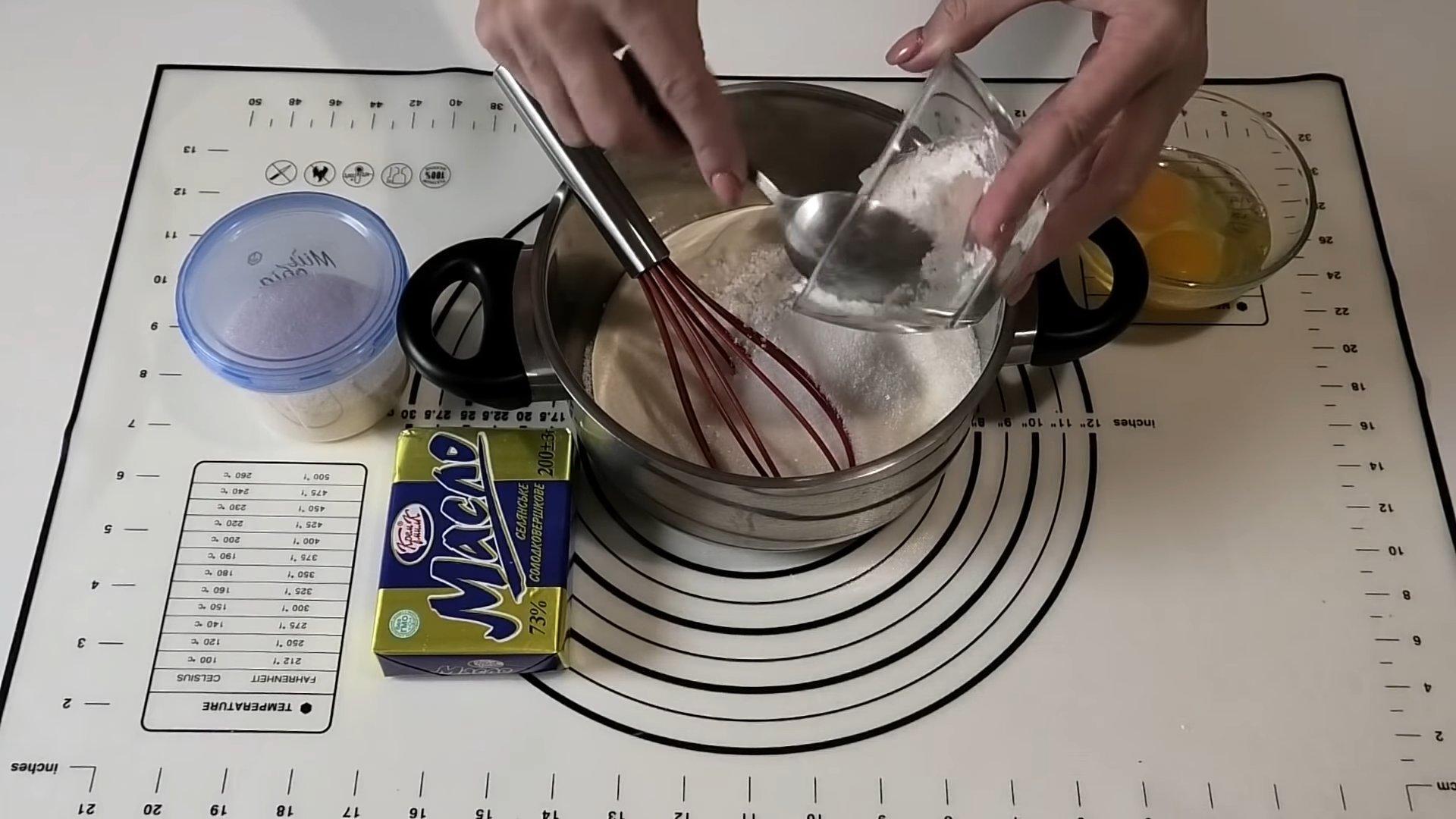 Рецепт - Сметанный крем для эклеров - шаг 3-2