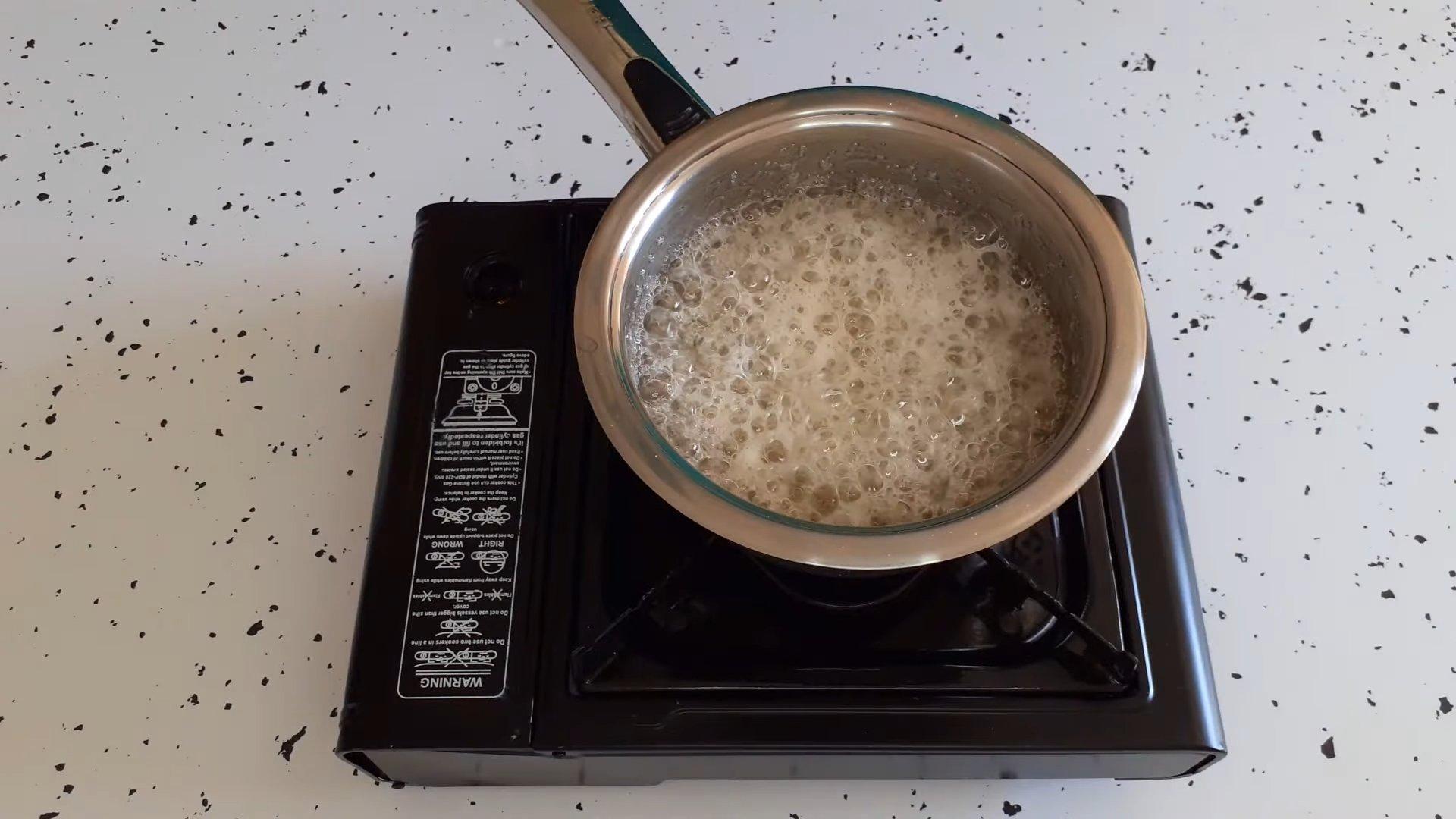 Рецепт - Белково-заварной крем для украшения торта - шаг 4