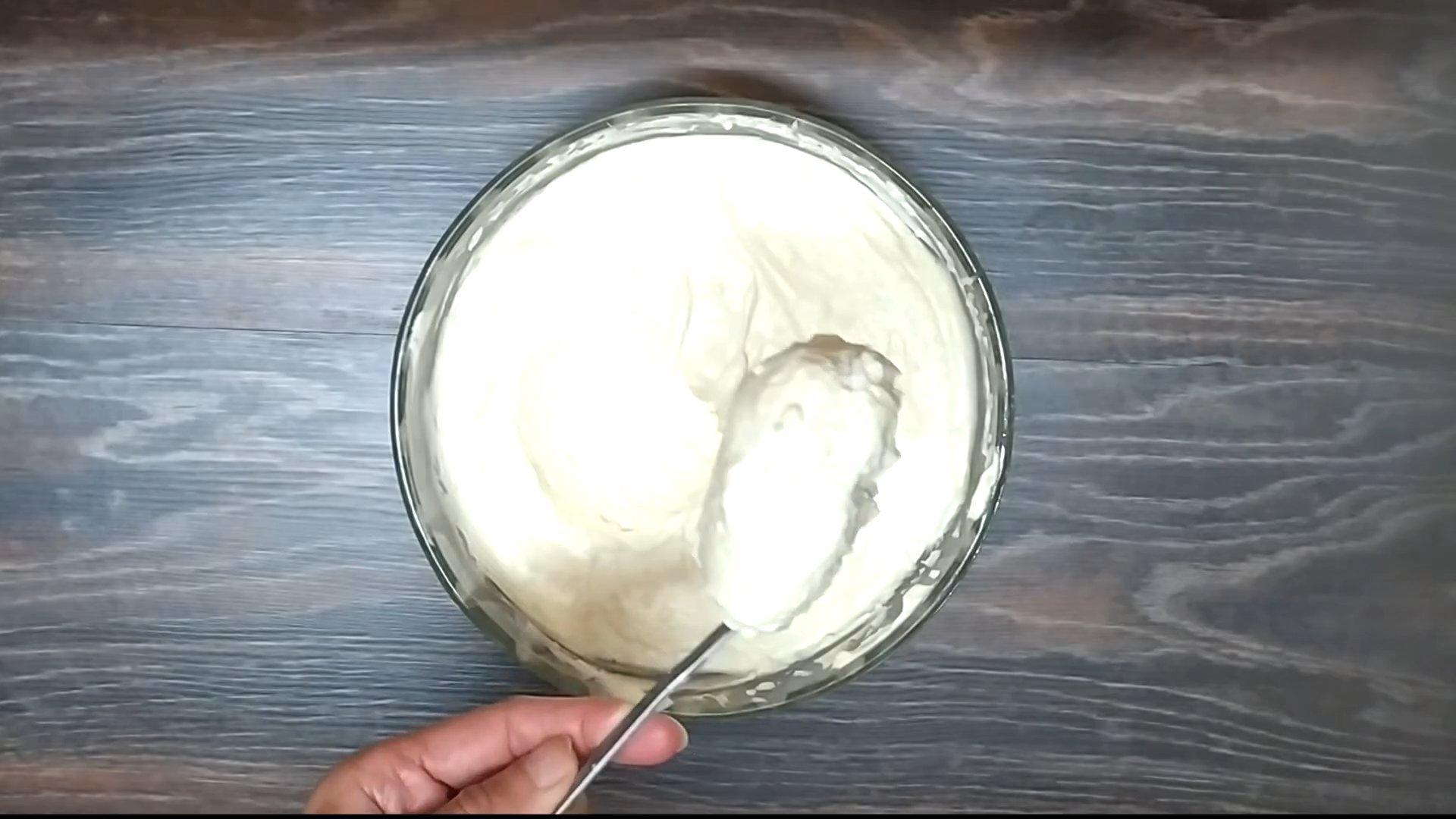 Рецепт - Крем «Пломбир» — шаг 10-1