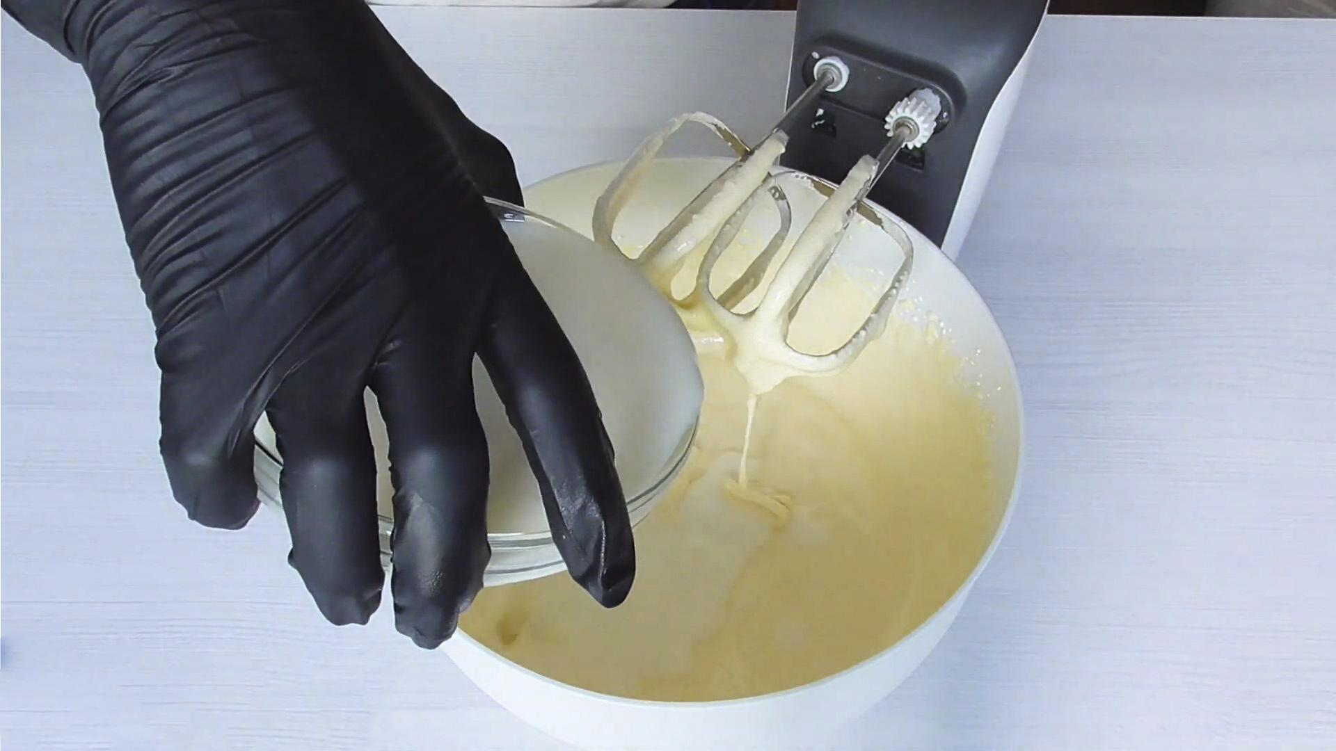 Рецепт - Заварной крем на желтках - шаг 4
