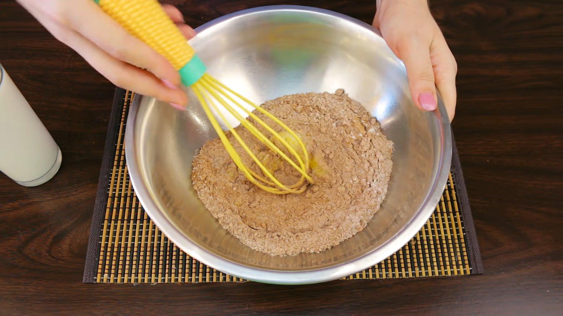Рецепт - Шоколадный заварной крем - шаг 4
